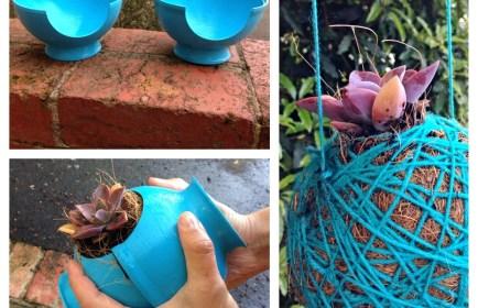 Yarn Planter