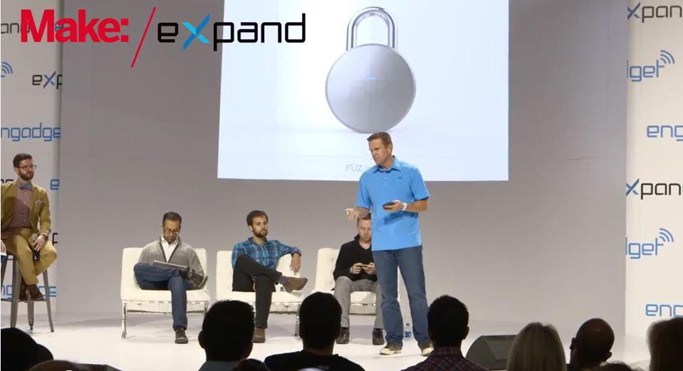 Engadget Expand: Noke, A Bluetooth Padlock