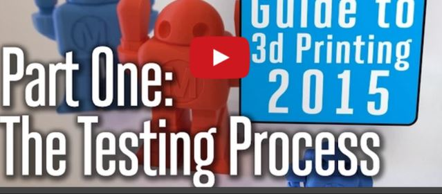 Ultimate 3D Printing Guide Video: Anna Discusses The Review Process