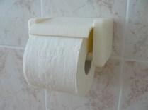 Quick Change Toilet Paper Holder