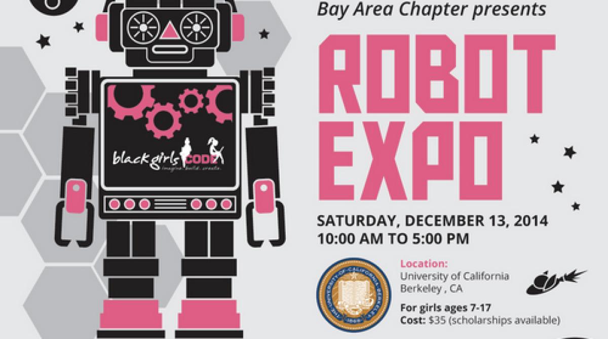 Black Girls CODE Bringing Robots to Berkeley