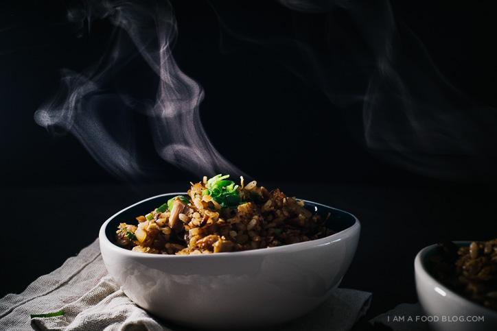 Turkey Fried Rice Recipe