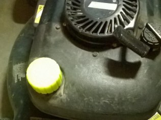 Replacement Lawnmower Gas Cap