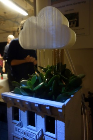 A houseplant you can interact with via Twitter.