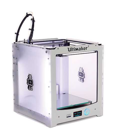 From The Gift Guide: Ultimaker's Ultimate 3D Printer