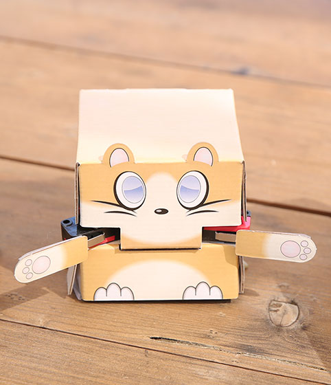 From The Gift Guide: The Cutest Intro To Robots Ever