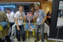 Hitchbot - a little robot that hitchhiked across Canada!