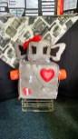 Squarephant.. because we love robot and elephant. Makes sense!