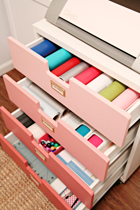 7 Clever Ways to Organize Your Craft Supplies  Make