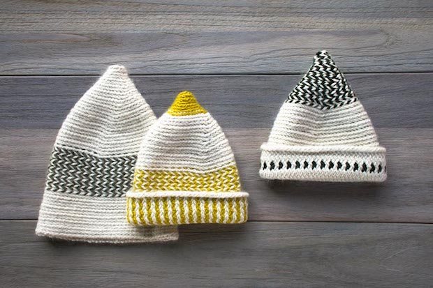 How-To: Knitted Elfin Hats