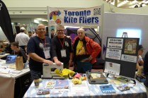 The Toronto Kite Fliers think everyone should go fly a kite!