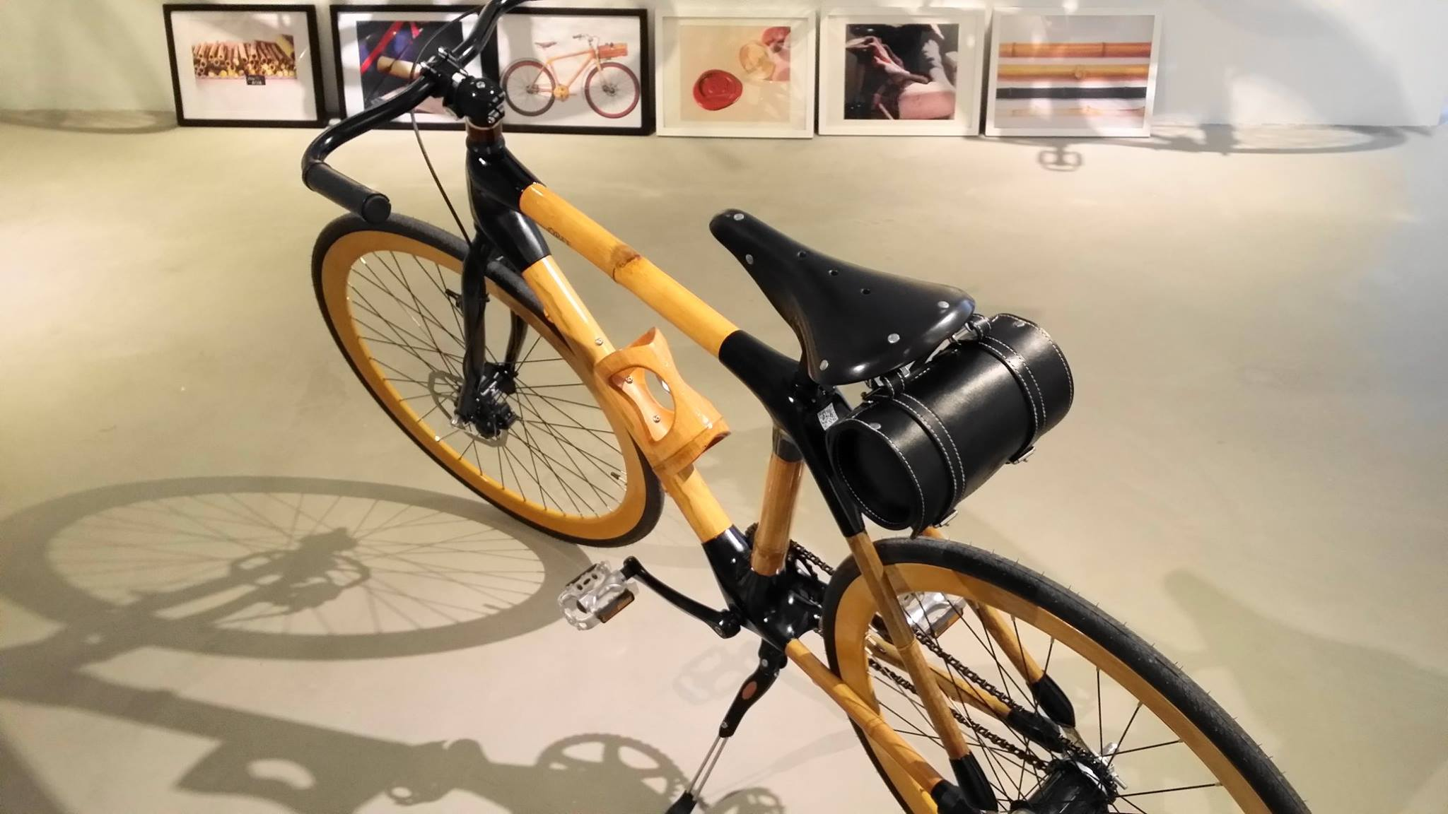DIY Bamboo Bike