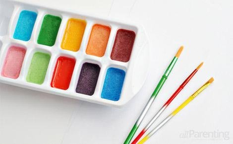 From Pantry to Paint: DIY Watercolors for the Family