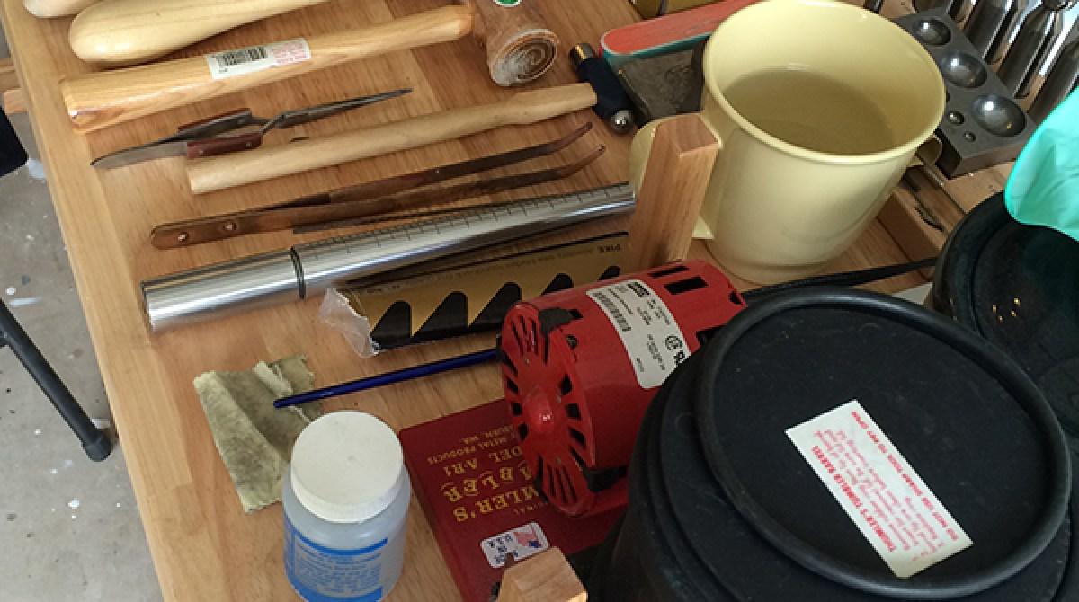 DIY Toolbox: Jewelry Soldering Tools