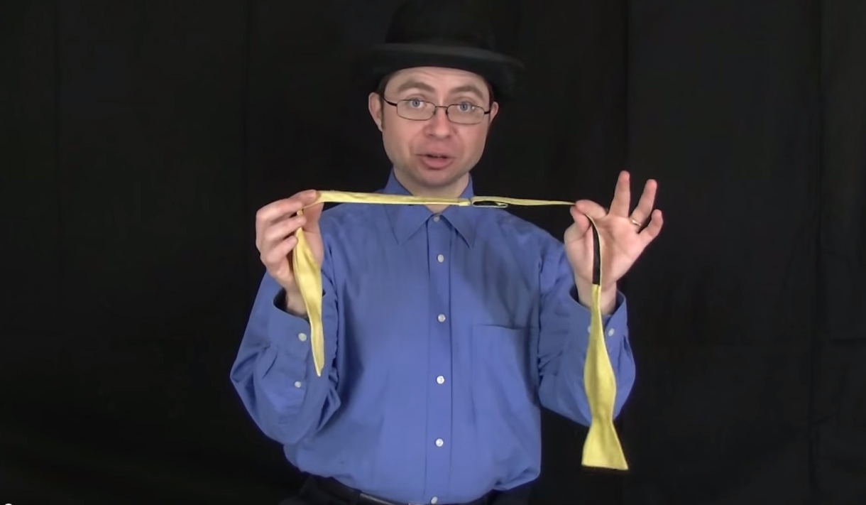 How-To: Tie a Bow Tie Video