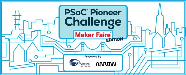 PSoC Pioneer Challenge