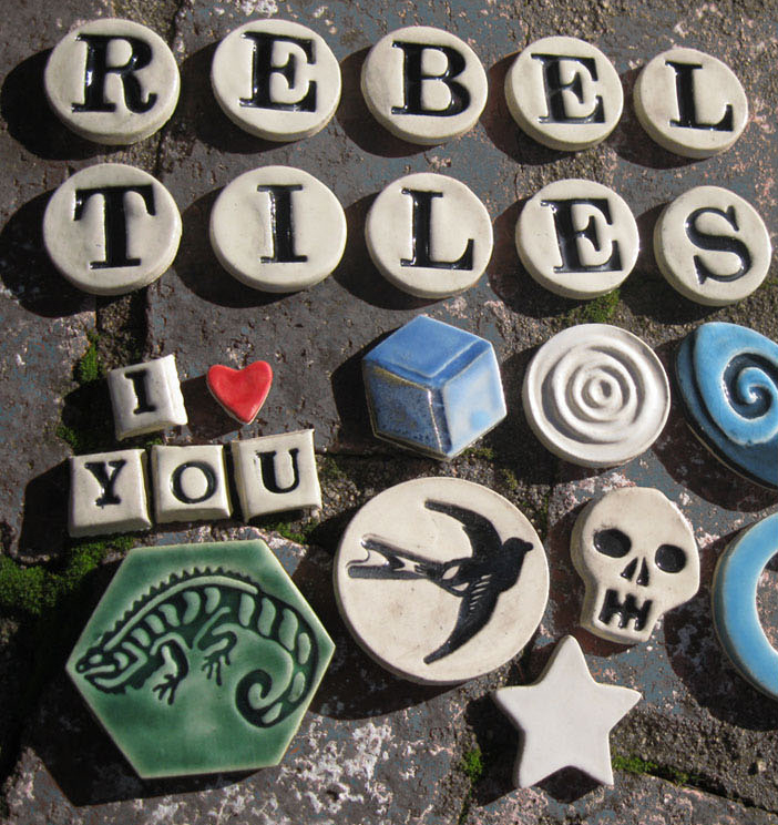 Robin Indar's Incredible Custom Mosaic Tiles