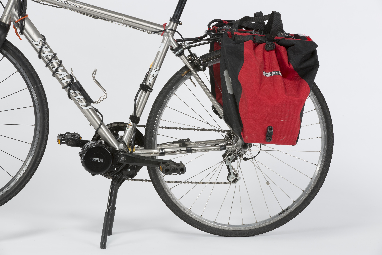 How I Built My First Electric Bike   Make: