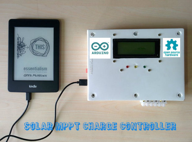 Maximize Your Solar Charging With a DIY Arduino Controller