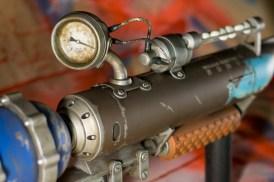 Captain Ahab rifle build by Harrison Krix