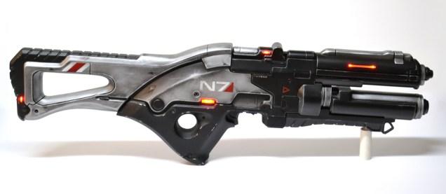 Krix's N7 Rifle build