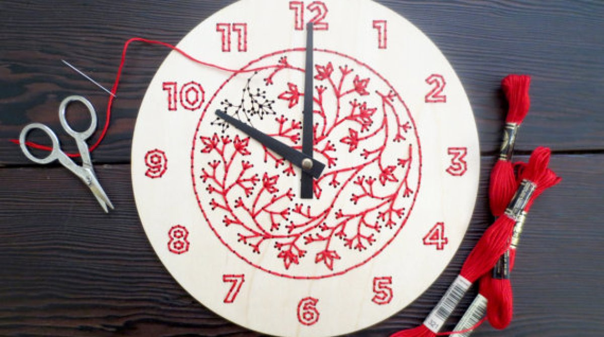 10 Clocks Take a Crafty Spin on Telling Time
