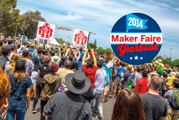 Maker Faires' Greatest Hits, 2014 Edition