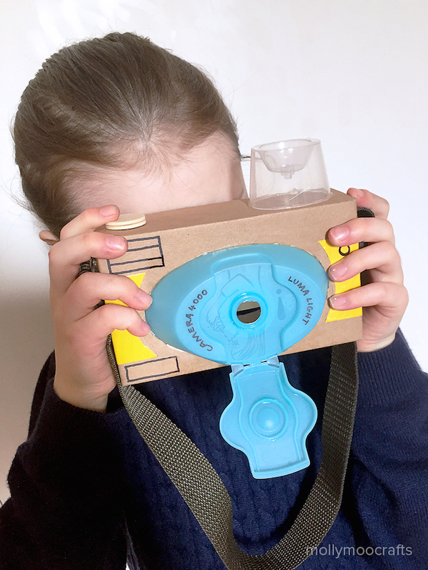 How-To: Toy Cardboard Camera
