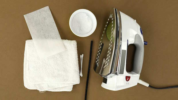 Craft Tips: How to Clean an Iron