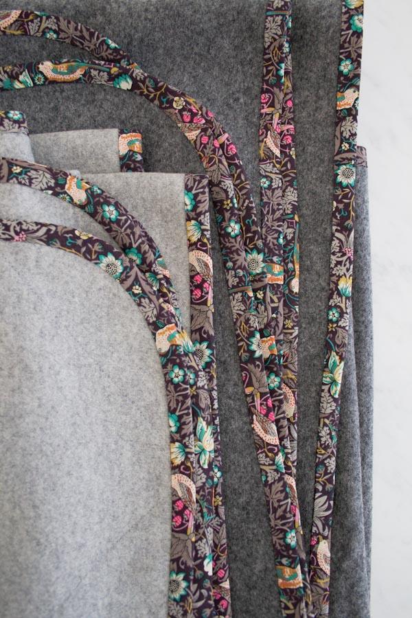 Winter Basics: Simple Wool Blankets