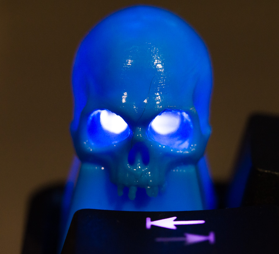 Kill Switch: Your Keyboard Needs This Skull-Shaped Esc Button