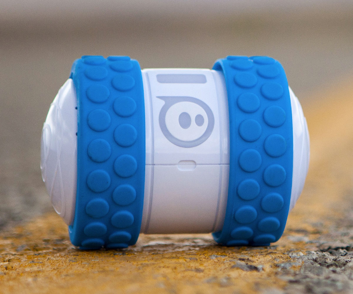Orbotix's Ollie Rolls into the Maker Shed