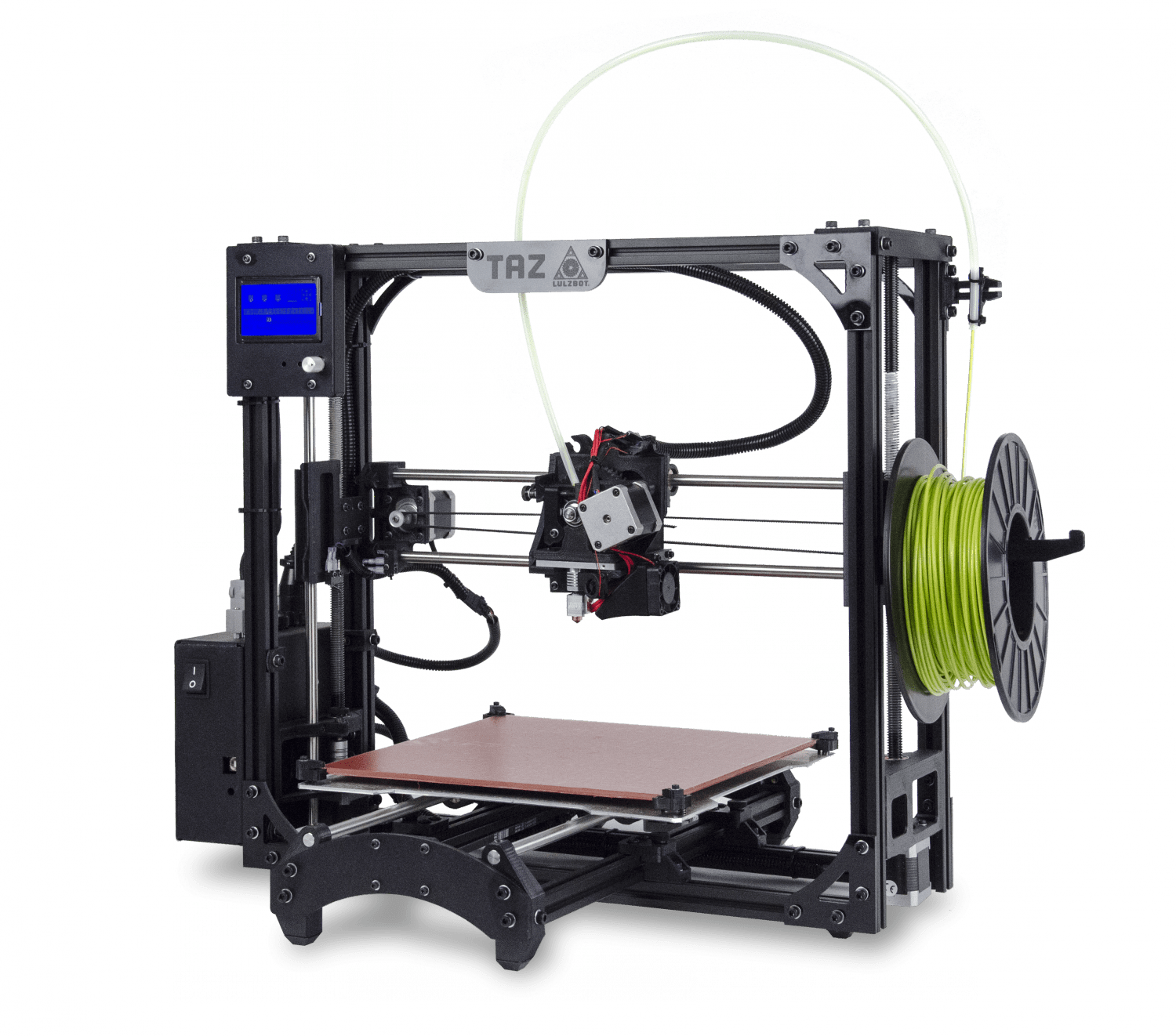Lulzbot Skyrockets, Surprises With Early Taz 5 Release