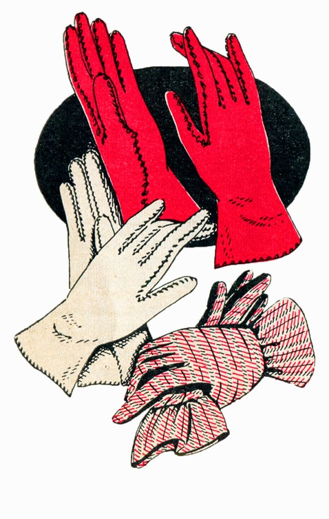 How-To: Mid-Century Vintage Day Gloves