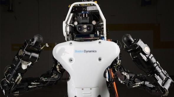 Rockstar Robots: Meet Boston Dynamics' Atlas