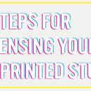 A Legal Guide To Licensing Your 3D Printed Files