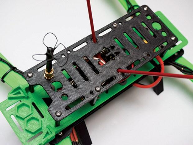 Hovership: 3D-Printed Racing Drone