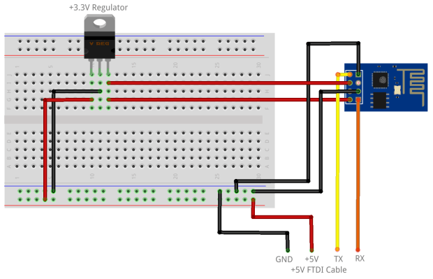 Installing and building an arduino sketch for the