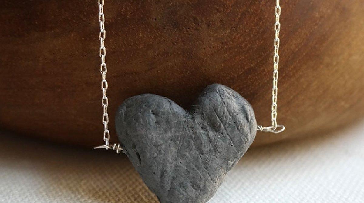 Love Rock: Faux Stone Jewelry