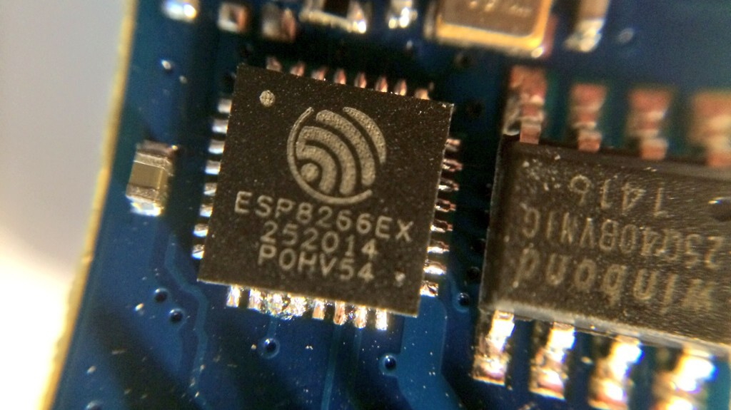 ESP8266: This  Microcontroller with Wi-Fi is now Arduino-Compatible