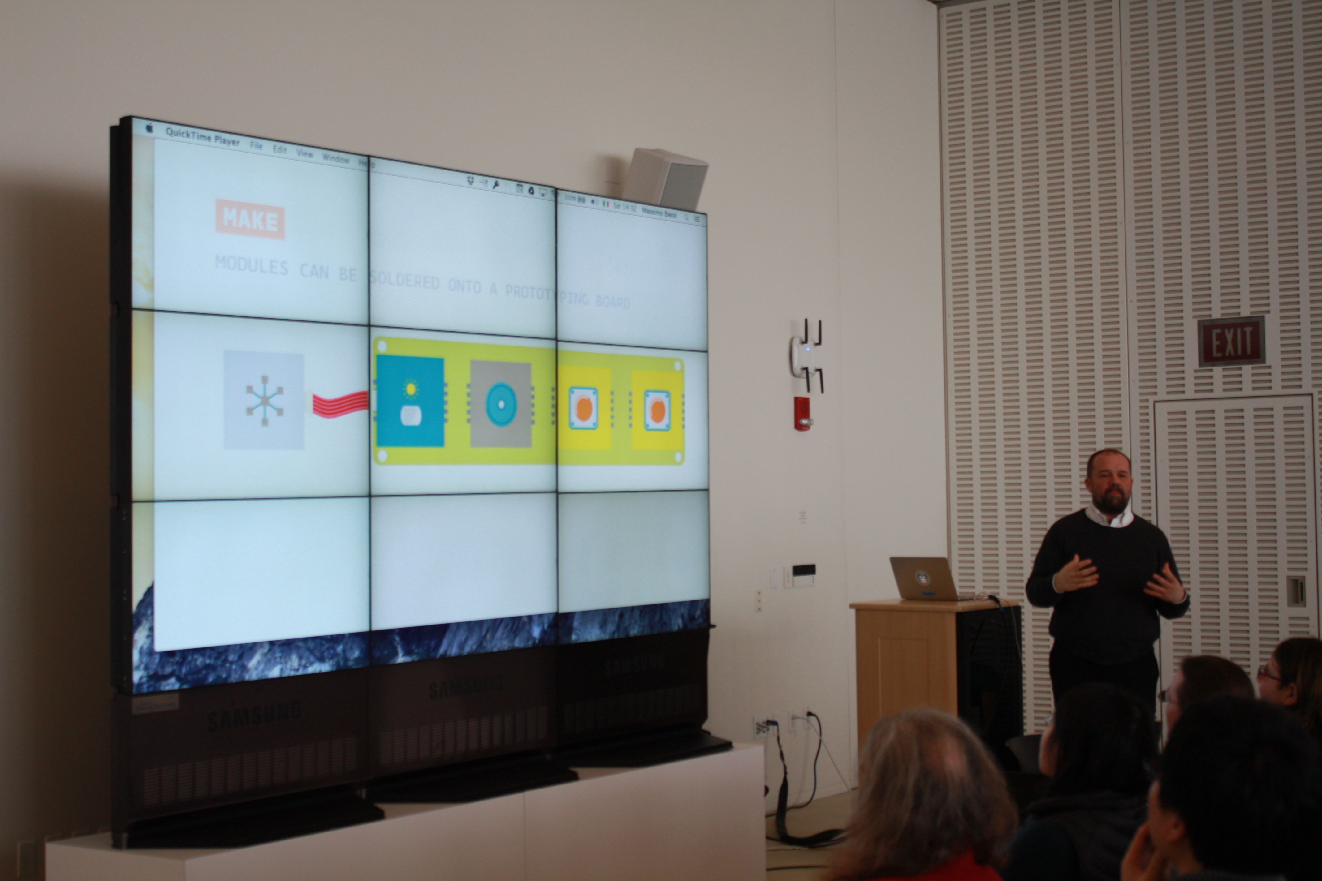 Arduino Day: Massimo Announces Intelligent Module System