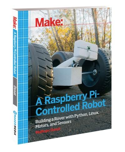 RaspPiRobot_Cover