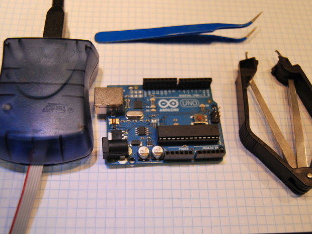 Replace and Re-Flash a Blown Arduino Learn to re-claim a blown Arduino, for a few dollars. Not a fix for all problems you might encounter, but it's a cheap way to troubleshoot your microcontroller.