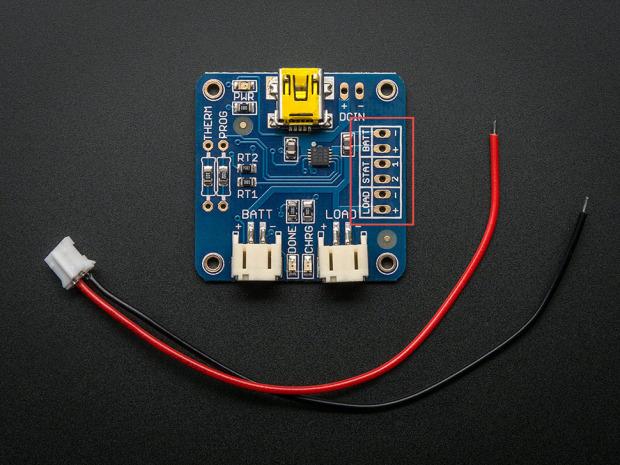 Figure 7. Charging module.