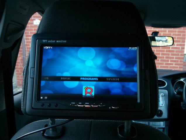 Raspberry Pi Car Computer Learn how to build a Raspberry Pi, Raspbmc entertainment system for your car.