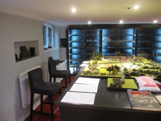 Dad Builds Ultimate Tabletop Wargaming Room Make