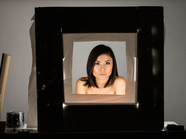 Build a Square Ring Light for Your Photo Studio