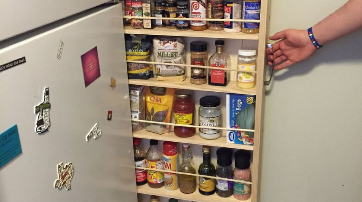 Cook Up These 6 Clever Kitchen Storage Solutions | Make: