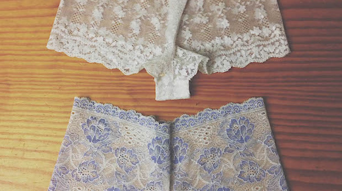 Sew It  DIY Lace Underwear  c779704f2