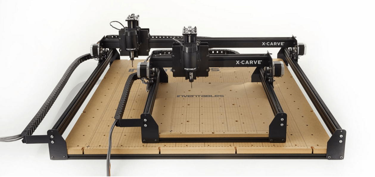 X-Carve: Inventables Launches New Line of Workshop CNC